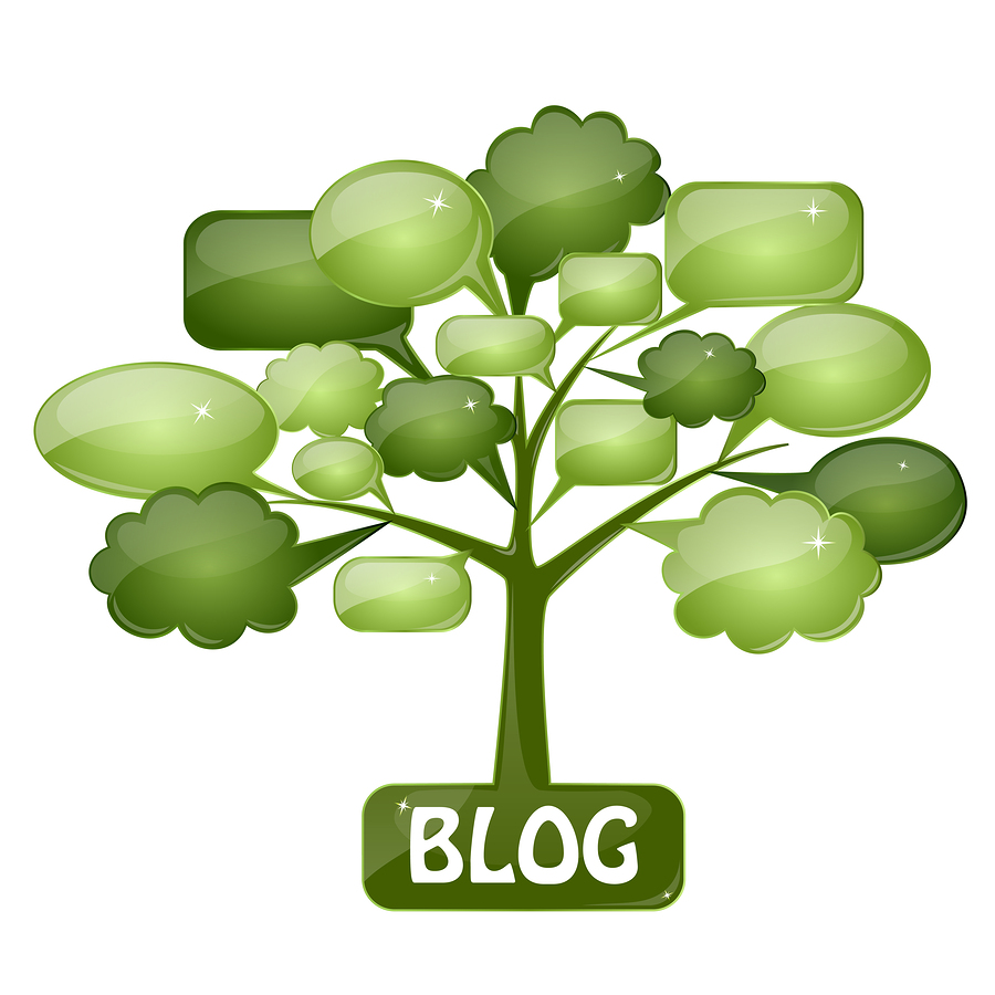 Blogging tree of knowledge